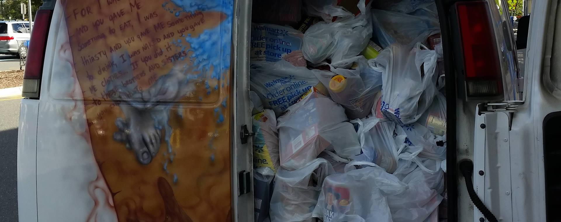 SERVE food truck
